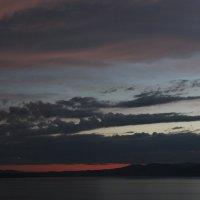 Небо на закате :: Ирина Ермолаева