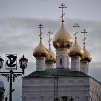 Купола :: Вячеслав Маслов