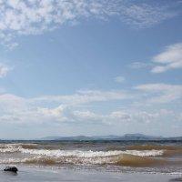 Ой, волна, ты волна, синие просторы.. :: Ирина Ермолаева