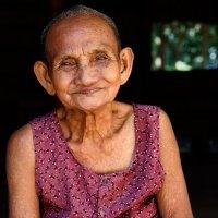 Камбоджийская улыбка :: slavado