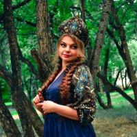 Лесная краса :: Ирина Соколова