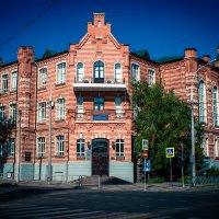 Бывшее Коммерческое училище Екатеринодара (1912) :: Krasnodar Pictures