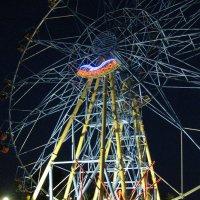 Самое высокое колесо в России :: Ирина Беркут