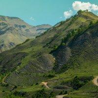 Чегемское ущелье, Кабардино-Балкария :: Руслан Комаров
