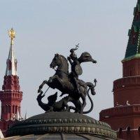 Москва. :: Пётр Беркун