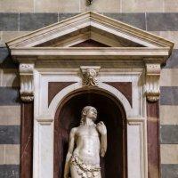 """Умбрия. Орвието. Кафедральный собор (Duomo di Orvieto). Скульптура """"Адам"""". :: Надежда Лаптева"""