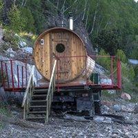 мобильная баня или баня на дом по вызову :: Георгий А