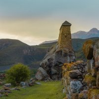 Башня Амирхана :: Руслан Комаров