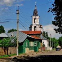 Наш городок .Нерехта, осн. в 1214 году :: Святец Вячеслав