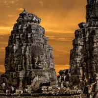 Башни храма Байон :: slavado