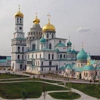 Воскресе́нский Новоиерусали́мский монасты́рь :: skijumper Иванов