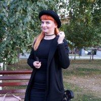 В сквере. :: Ильсияр Шакирова