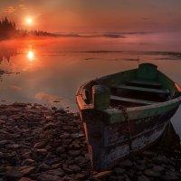 Лодки на Зюраткуле :: Fuseboy