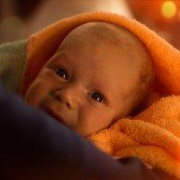 Таинство крещения... :: Елена Князева