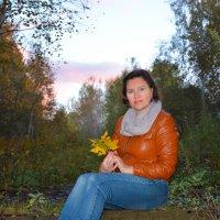 Осенняя пора :: Светлана Бурлина