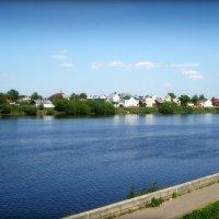 Волга в Твери :: Евгения Х