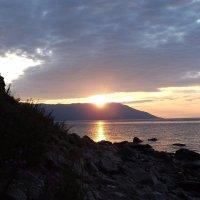 Байкальский рассвет :: Roman PETROV