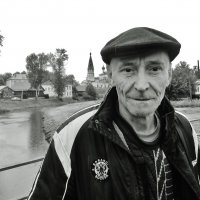 Дождь грибной , пора идти. :: Святец Вячеслав