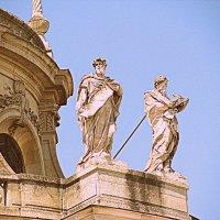 Париж. Фрагмент здание Версаля.. :: Владимир Драгунский