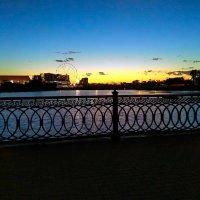 Краски заката :: Татьяна Котельникова