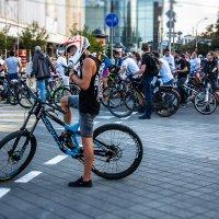 После велопробега в Краснодаре :: Krasnodar Pictures