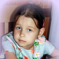 Портрет девочки. :: Любовь