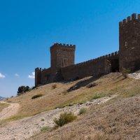 Генуэзская крепость. Судак. Крым :: Александр Лядов