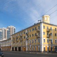 Городская пожарная часть, Самара :: Олег Манаенков