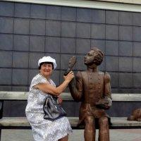 Встреча с поэтом! :: Елизавета Успенская