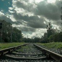Небо осени (2) :: Виталий