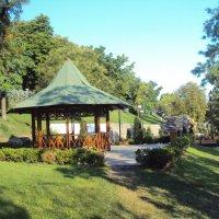 Одесса. В Стамбульском парке. :: Ирина Диденко