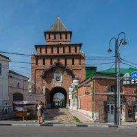 Пятницние ворота - Коломенский кремль :: Владимир Брагилевский