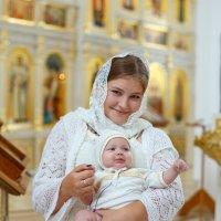 Крещение Никиты :: Ирина Kачевская
