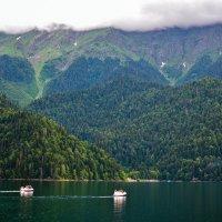 Озеро Рица :: Фирдавс Азизов