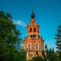 Церковь в Уборах :: Alexander Petrukhin