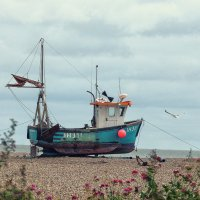 The Ship on the Shore :: Тимур Кострома ФотоНиКто Пакельщиков