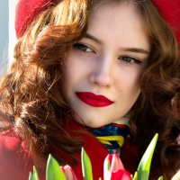 Портрет 8 марта :: Юлия MAK