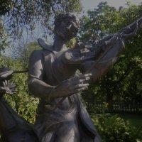 памятник Шагалу :: Вячеслав