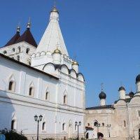 Храмы Владычного Введенского монастыря :: Дмитрий Солоненко