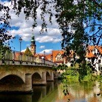 Если прямого пути нет, ищи мост ( Лауф  на Пегнитце ) :: backareva.irina Бакарева