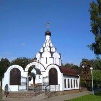 Храм иконы Божией Матери «Взыскание погибших»,  г. Минск :: Tamara *