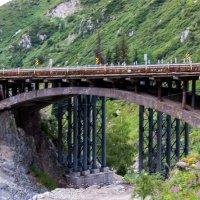 мост через Малую Алматинку :: Светлана SvetNika17