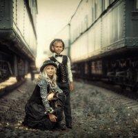 дети :: Ярослава Бакуняева