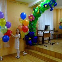 Актовый зал музыкальной школы. :: Елизавета Успенская