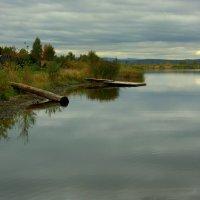 Осенняя река :: Нэля Лысенко