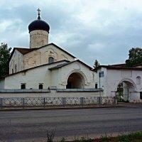 Церковь Козьмы и Дамиана с Примостья :: san05 -  Александр Савицкий