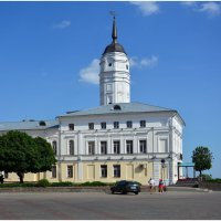 Городская площадь Могилев. :: Paparazzi