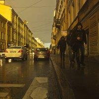 Солнцем освещенная дорога, И в конце дороги яркий свет... :: Senior Веселков Петр