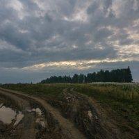 По левой - на рыбалку, по правой - по грибы :: Валентин Котляров