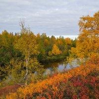 Осень . осень... :: Олег Кулябин